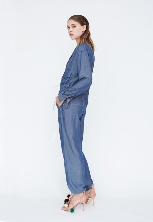 Combinaison pantalon/ Blouson/ Pantalon