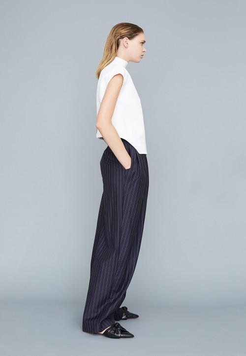 Le 301 - Pantalon ample à plis