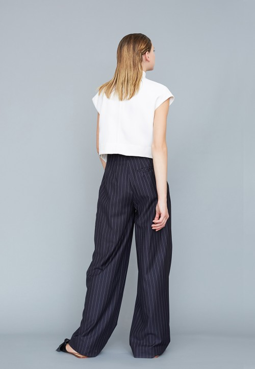 Le 301 Pantalon ample à plis