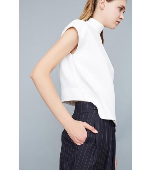 Le 500 a et b - Top whit kimono short sleeve
