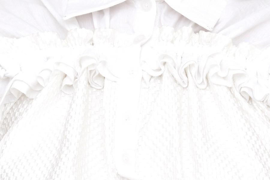 Le 505 Kimono froncé, manche courte