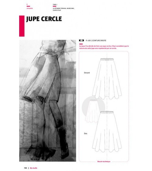 Jupe cercle