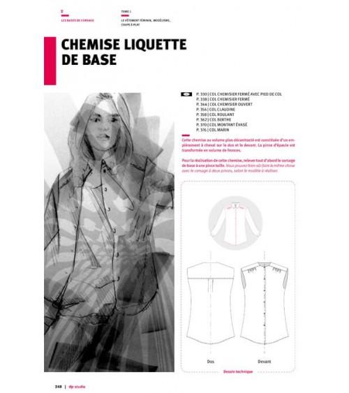 Chemise liquette de base Langue:Français