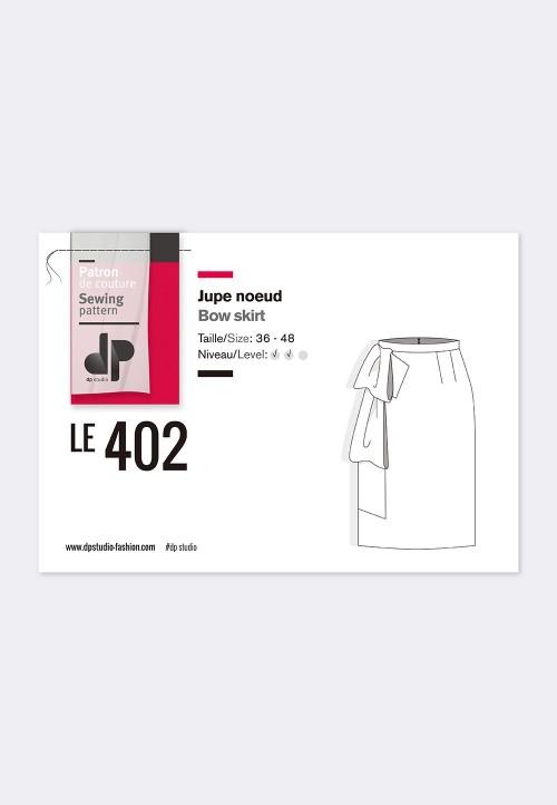 Le 402 - Jupe noeud