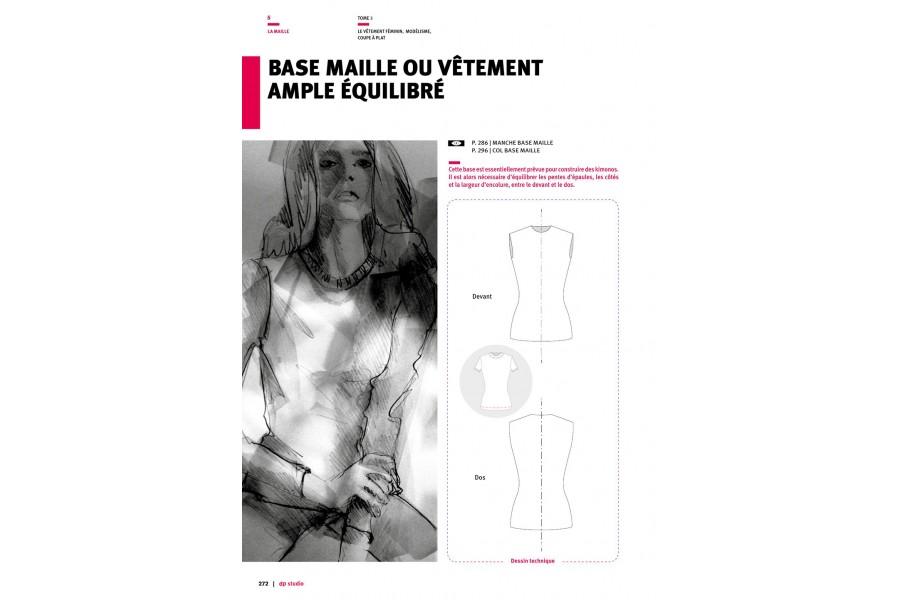 Base maille ou vêtement ample équilibré Langue:Français