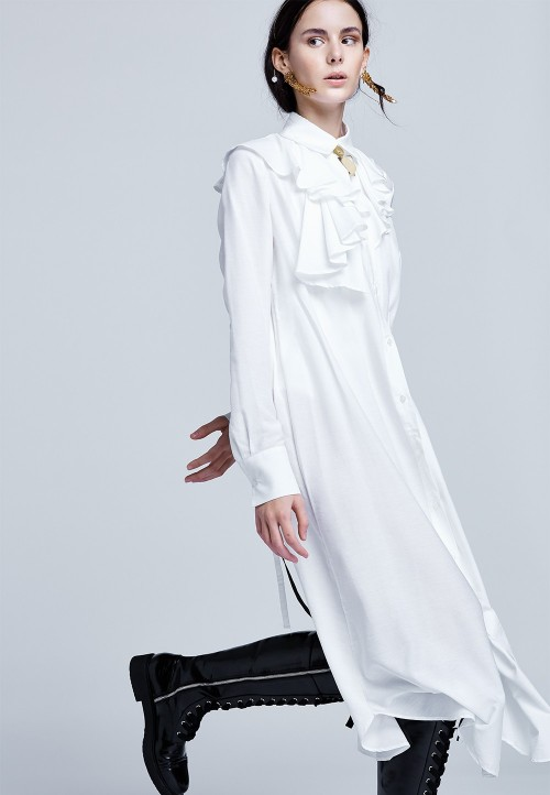 Chemise-robe
