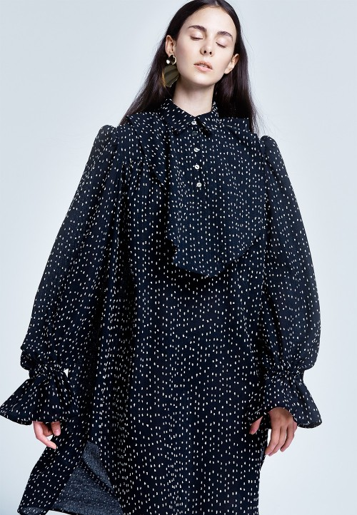 Le 605 Blouse-robe