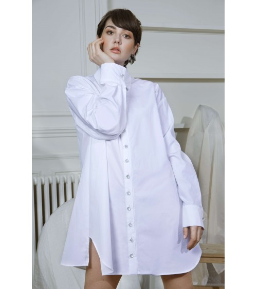 Patron couture robe chemise