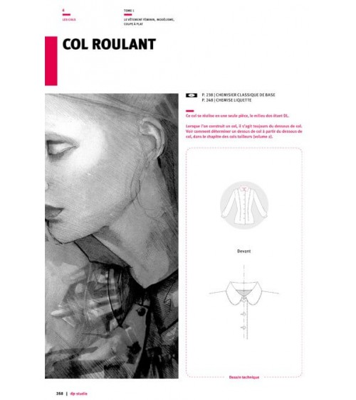Roll collar