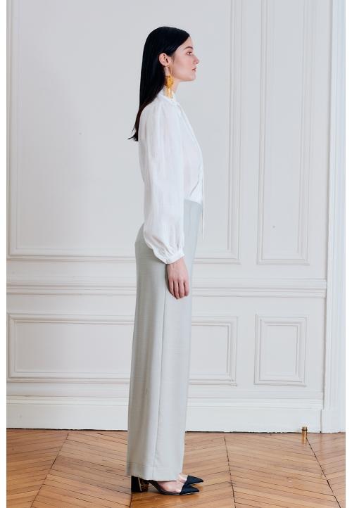 Le 308 Théo - Pantalon droit taille haute