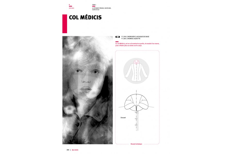 Medicis collar
