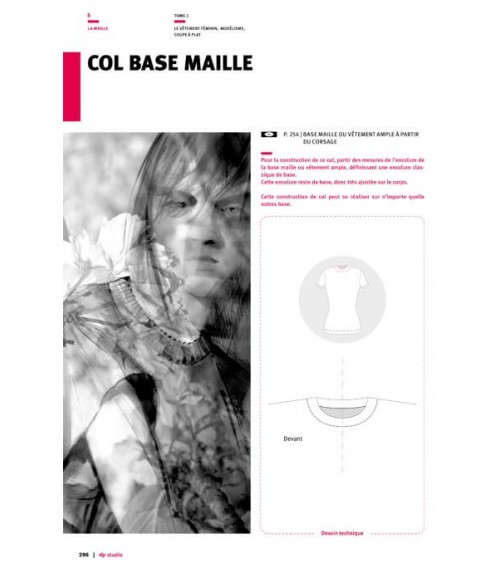 Col base maille