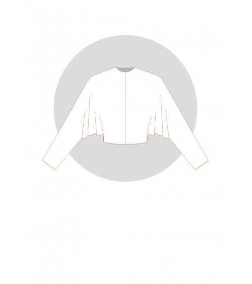Kimono chauve-souris classique