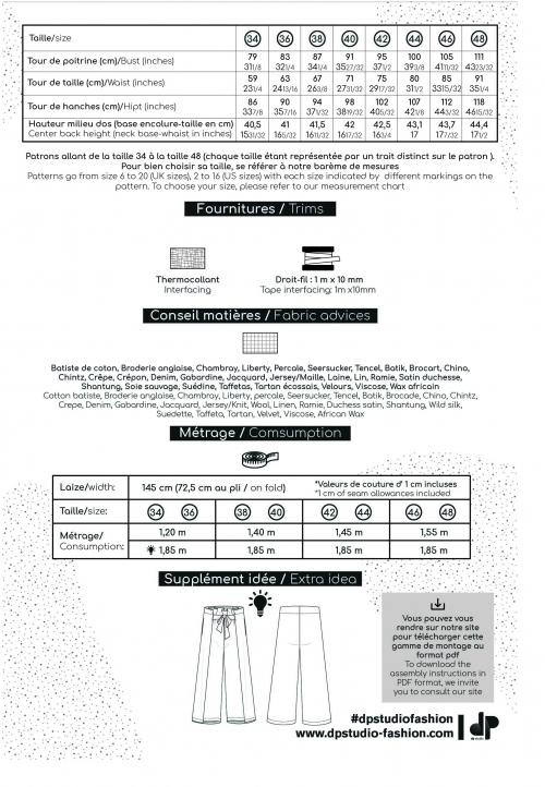 Le_3002 Short/Pantalon ceinturé, à plis