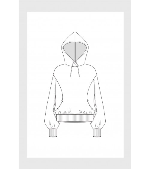 Le 001a and b - Hoodie