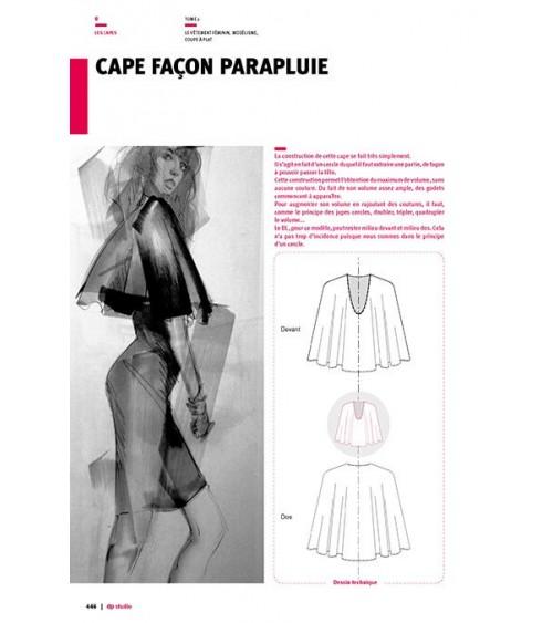 Cape façon parapluie