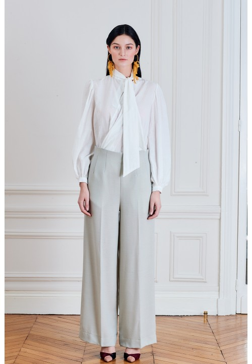 Le 308 High-waisted trousers
