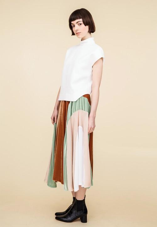 Le 500 Top whit kimono short sleeve