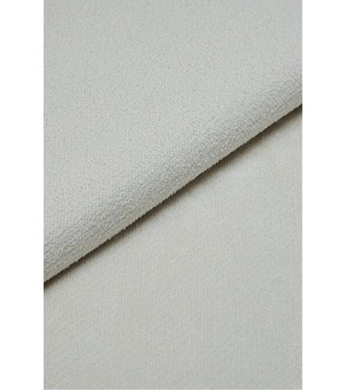 Tissu soie sauvage écrue