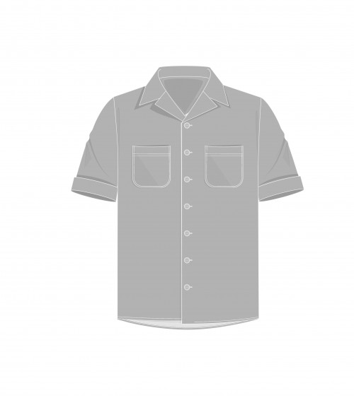 Le 1600 Short-sleeved shirt...