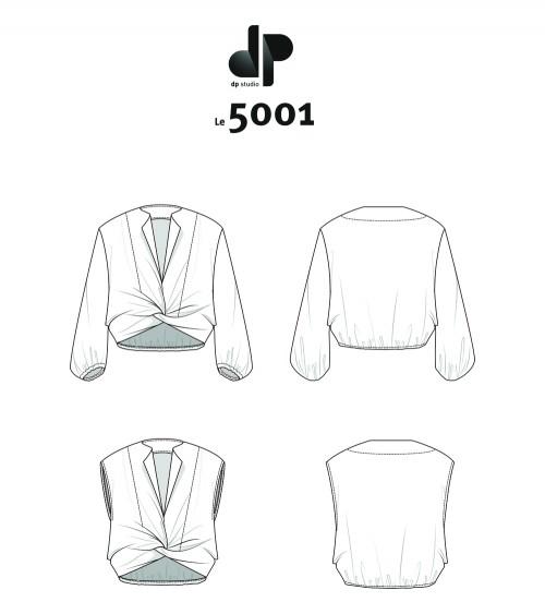 Le_5001_PDF_Blouse nouée...